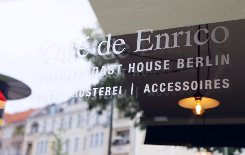 Cafe Enrico Berlin