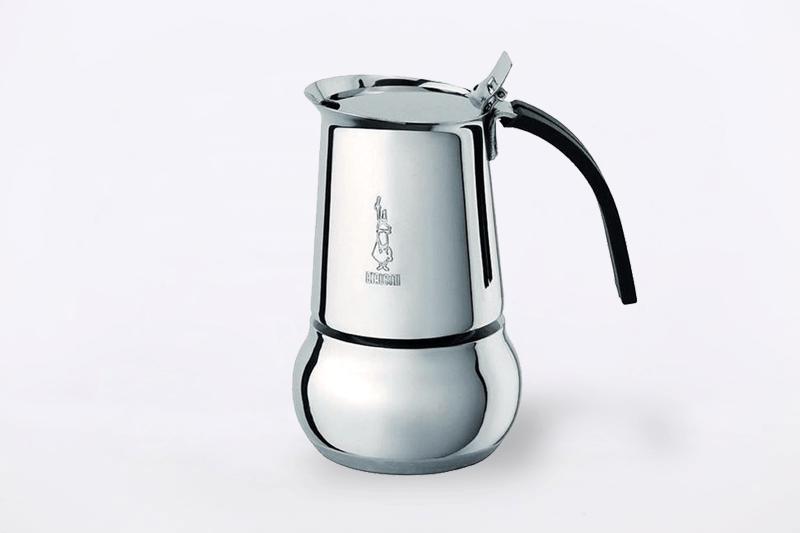 bialetti kitty espressokocher induktion caf de enrico. Black Bedroom Furniture Sets. Home Design Ideas