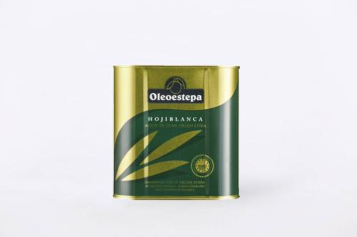 Oleoestepa Hojiblanca olive oil 2,5L